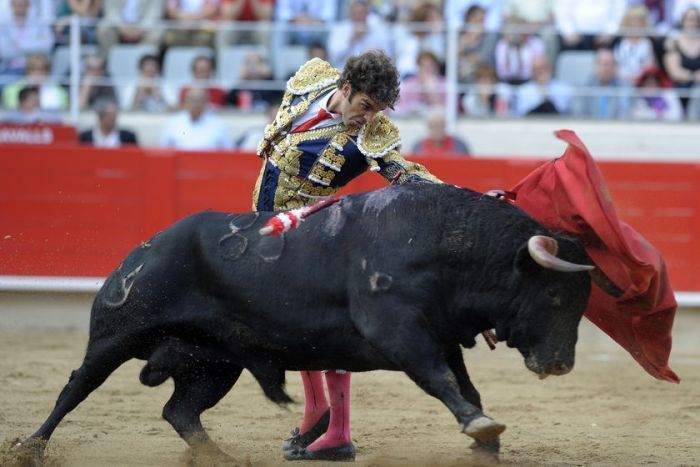 My interview about bullfighting on Australian Broadcasting