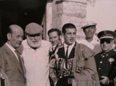 Hemingway & Ordonez padre