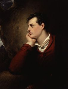 Lord Byron by Richard Westall (Wikipedia)