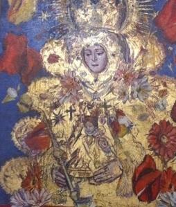 Rocío cartel of Cristina Ybarra