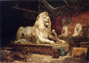 """Sir Edwin Henry Landseer"" by John Ballantyne"
