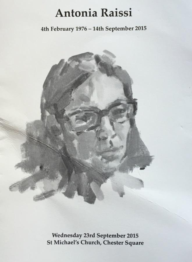 Antonia Programme I